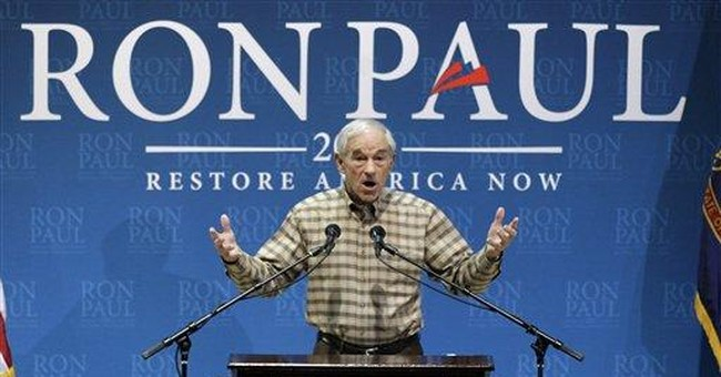 Paul targets Romney, GOP candidates with ad