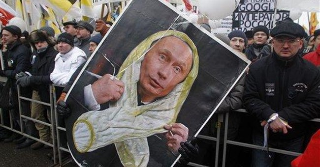 Russia's artists enter political fray in elections