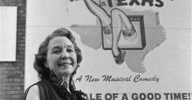 Last madam of infamous Texas brothel dies at 84