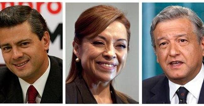 Polls: Mexico's presidential race tightens