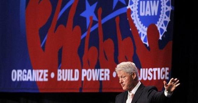 Clinton: Auto bailout most important Obama move