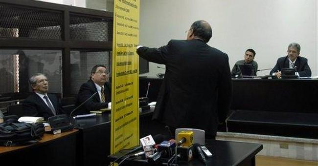 Guatemala judge denies ex-dictator's amnesty claim