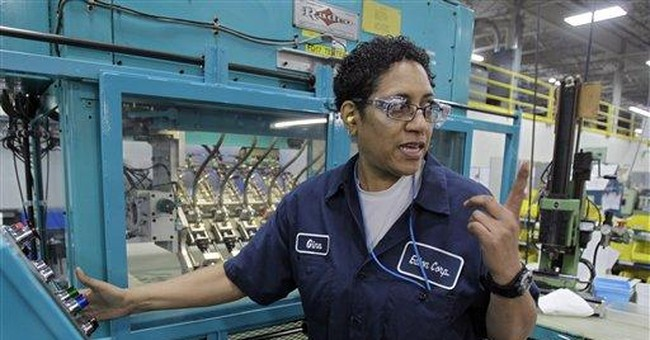 Manufacturing grows at slower pace in February