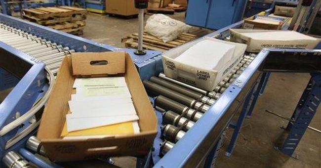 Postal closures concern election officials, voters