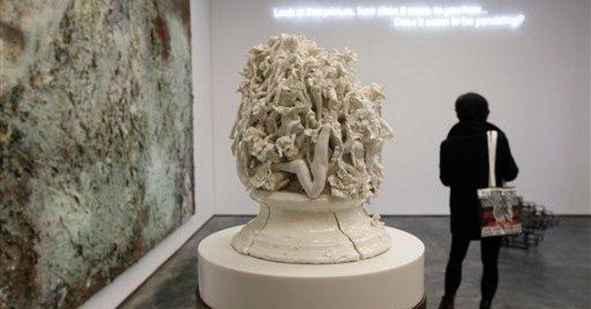UK's White Cube opens HK gallery as Asia art booms