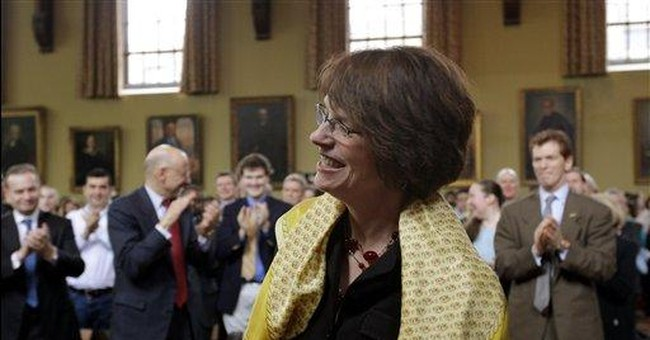 Princeton's Paxson to lead Brown University