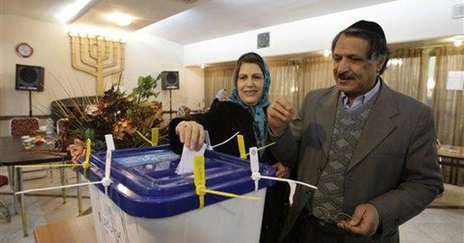 Ahmadinejad rivals cement lead in Iran parliament
