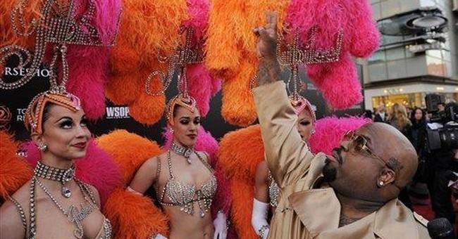 Singer Cee Lo Green announces Las Vegas residency