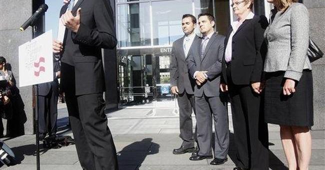 APNewsBreak: Top gay rights group taps new leader