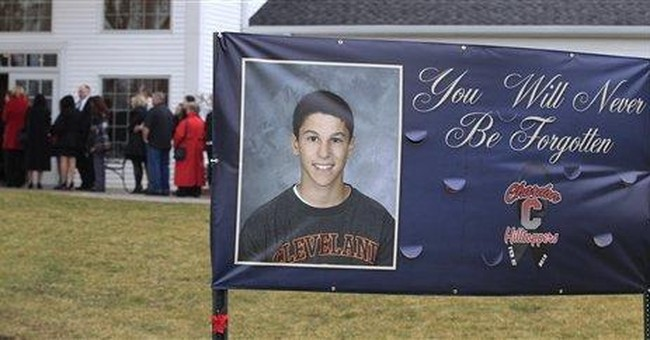 Wake begins for victim of Ohio school shooting