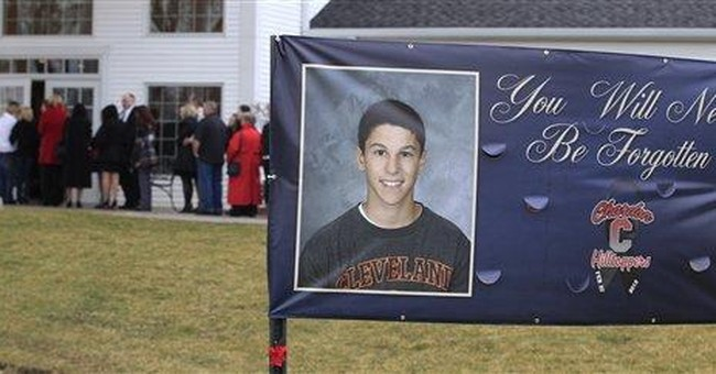 Wake begins for victim of Ohio school shooting
