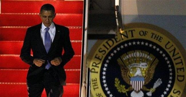 Obama to visit vets, speak at conservation event