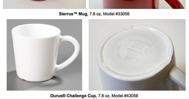 Recalls this week: Night lights, cups, trimmers