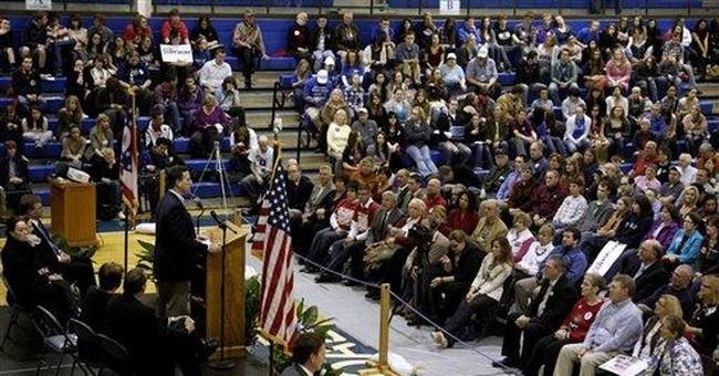 Full Ohio delegate slate out of reach for Santorum