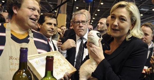 Sarkozy nixes halal meat in schools for Muslims