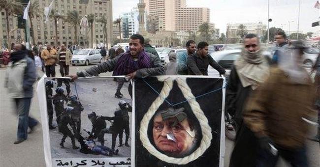 Egypt court overturns police death sentence
