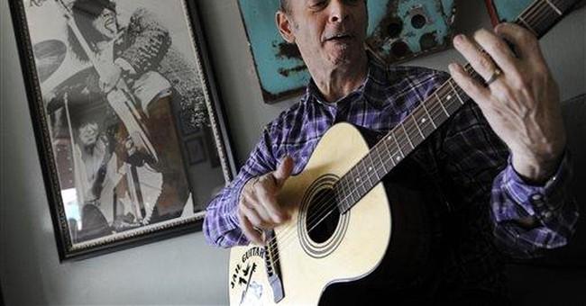 MC5's Wayne Kramer returns to jail with guitars