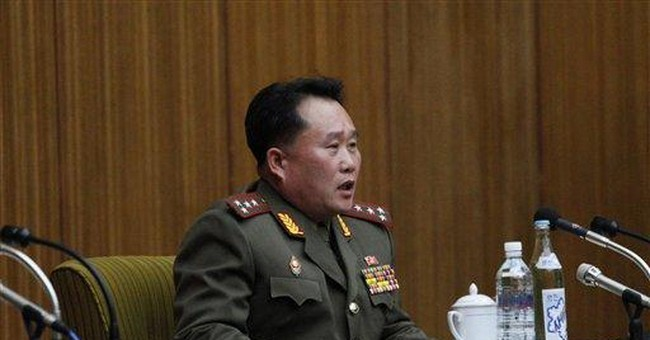 NKorea urges US to halt military drills in SKorea