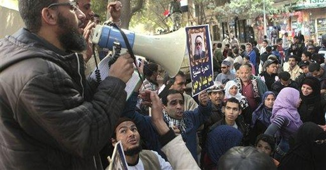 Egypt lawmakers clash over writing constitution