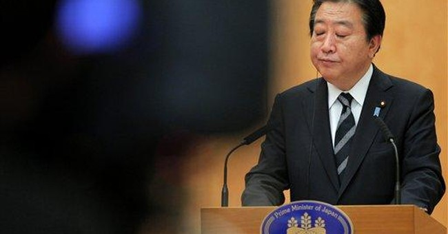 Japan leader points to disaster response failures