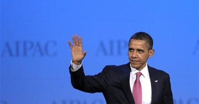 Obama assures Israel US force an option on Iran
