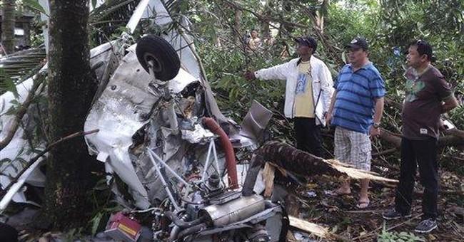 Norwegian among 2 killed in Philippine plane crash