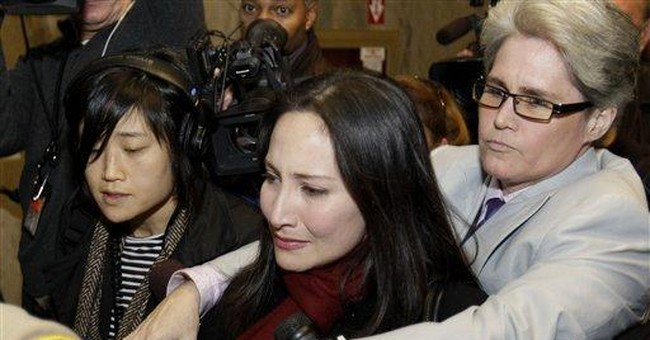 SF Sheriff's actress wife adds to trial drama