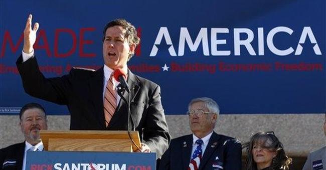 Santorum: Romney has failed to 'close the deal'