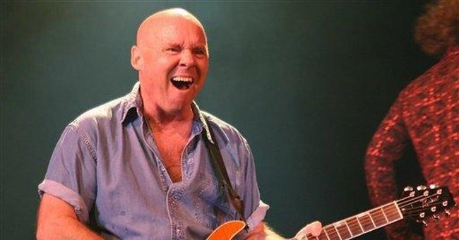 Rock guitarist Ronnie Montrose dies