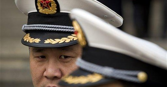 China to up defense spending by 11.2 pct in 2012