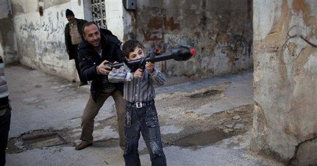 Saudi: Syrians have right to defend themselves