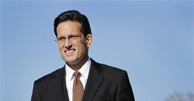 Cantor: GOP beginning to 'coalesce' for Romney