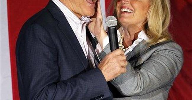 Ann Romney: 'I don't even consider myself wealthy'