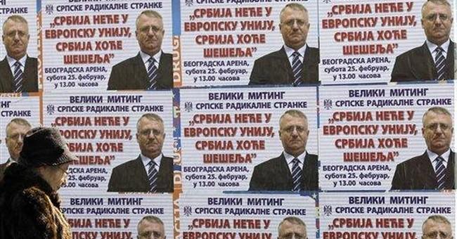 War crimes court says evidence proves Seselj guilt