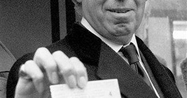 UK politician Norman St John-Stevas dies at 82