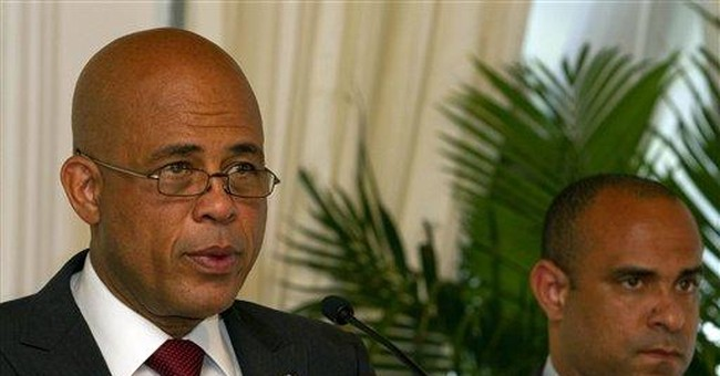 New Haiti govt panel to help clear army camps