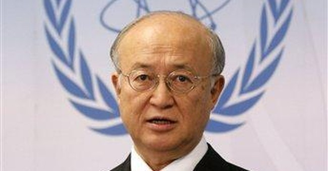 UN nuke chief: 'serious concerns' over Iran