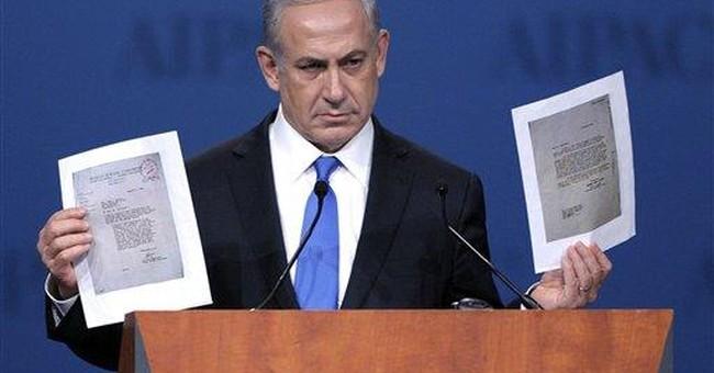 Israelis criticize PM's Iran-Holocaust parallels