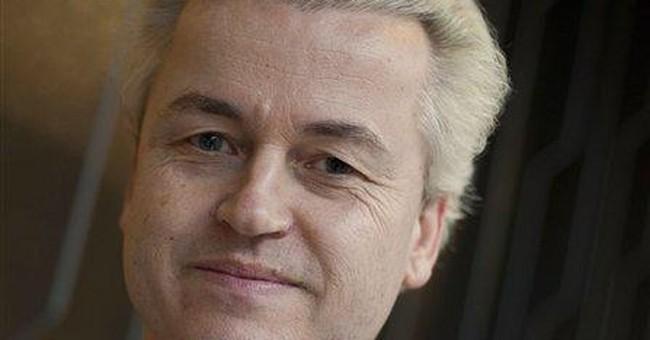 Major Dutch party backs euro exit