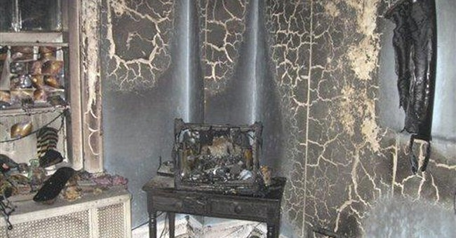 Nursing home with meth lab fire was cited in 2011