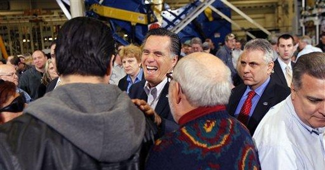 Mass. GOP pinning hopes on a Romney primary win