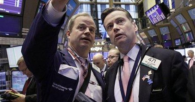 Stocks edge lower on worries about China, Greece