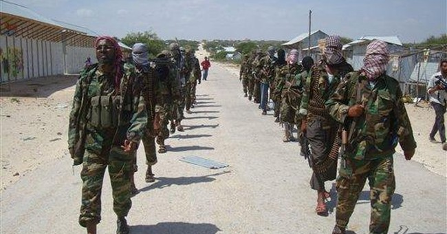 Somalia insurgency moves north as pressure grows