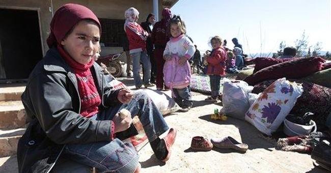 Syrian refugees in Lebanon recount terror