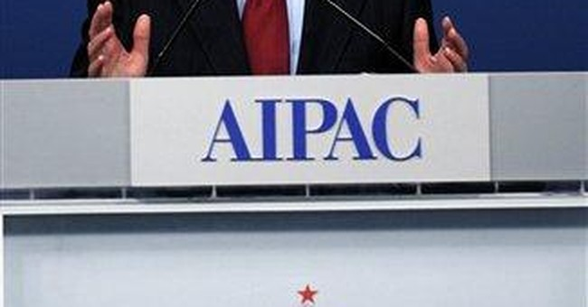 APNewsBreak: GOP leader suggests force vs. Iran