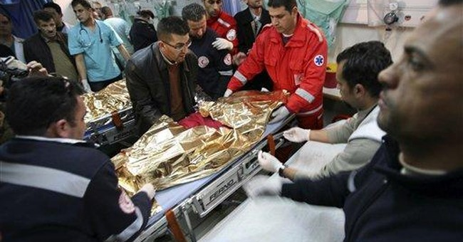 2 Palestinian boys killed handling old ordnance