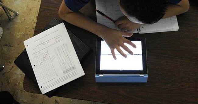 Cook talks of momentum, surprise at iPad event