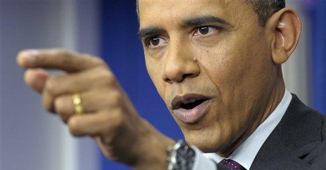 Analysis: Obama demands his say on GOP's big day