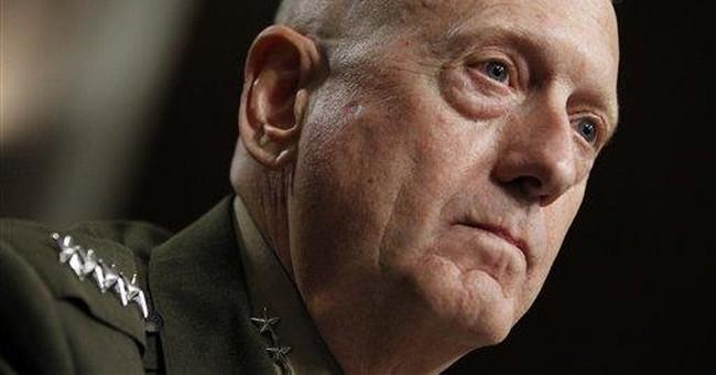 General warns of Syrian bioweapons, Iran threat