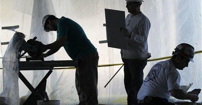 AP survey: More optimism about US jobs and economy